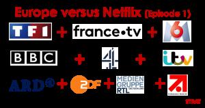 Europe versus Netflix (Episode 1)